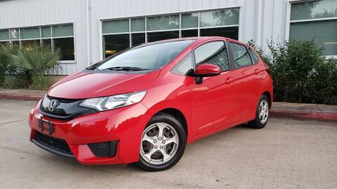 2015 Honda Fit for sale at Houston Auto Preowned in Houston TX