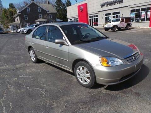 2003 Honda Civic for sale at Jeff D'Ambrosio Auto Group in Downingtown PA