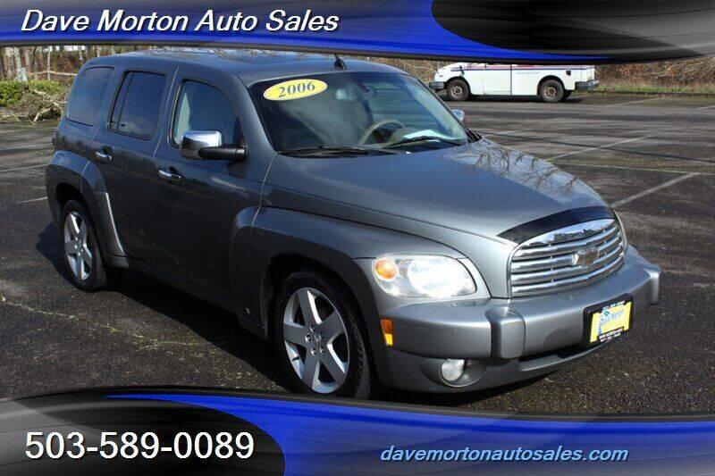 2006 Chevrolet HHR for sale at Dave Morton Auto Sales in Salem OR