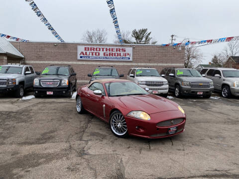 2007 Jaguar XK-Series for sale at Brothers Auto Group in Youngstown OH
