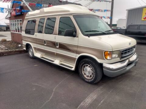 1997 Ford E-Series Cargo for sale at Auto Pro Inc in Fort Wayne IN