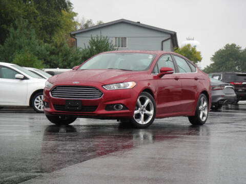 2016 Ford Fusion for sale at Jack Schmitt Chevrolet Wood River in Wood River IL