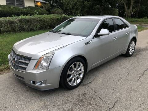 2008 Cadillac CTS for sale at Urban Motors llc. in Columbus OH
