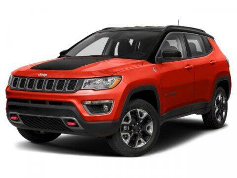 2019 Jeep Compass for sale at DICK BROOKS PRE-OWNED in Lyman SC