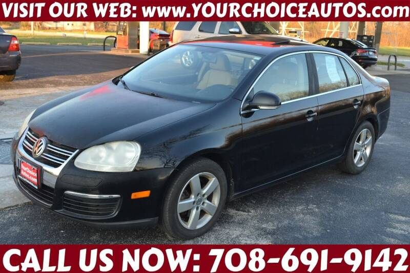 2008 Volkswagen Jetta for sale at Your Choice Autos - Crestwood in Crestwood IL