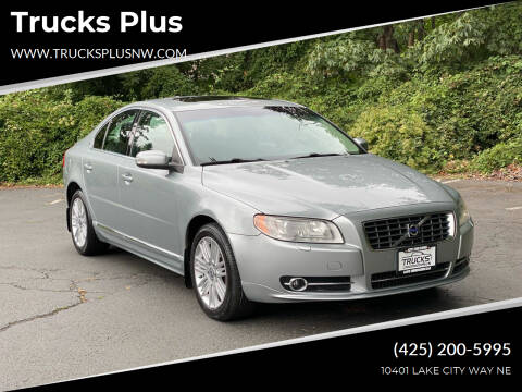 2009 Volvo S80 for sale at Trucks Plus in Seattle WA