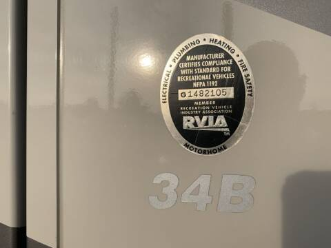 2014 Ford Motorhome Chassis for sale at Hawkins Motors Sales in Hillsdale MI