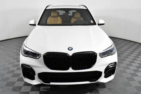 2021 BMW X5 for sale at Southern Auto Solutions-Jim Ellis Hyundai in Marietta GA