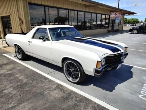 1972 Chevrolet El Camino for sale at California Motors in Lodi CA