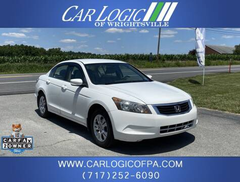 2008 Honda Accord for sale at Car Logic in Wrightsville PA