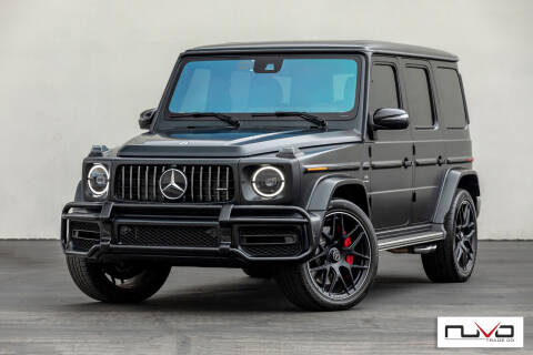 2019 Mercedes-Benz G-Class for sale at Nuvo Trade in Newport Beach CA