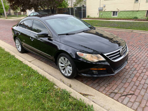2010 Volkswagen CC for sale at RIVER AUTO SALES CORP in Maywood IL
