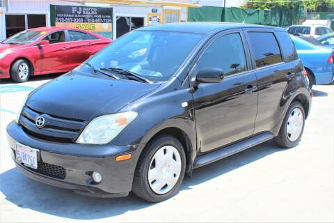 2005 Scion xA for sale at FJ Auto Sales in North Hollywood CA