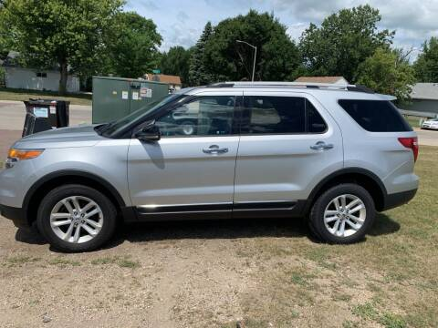 2013 Ford Explorer for sale at Los Arreglados Auto Sales in Worthington MN