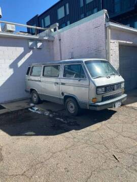 1988 Volkswagen Vanagon for sale at Classic Car Deals in Cadillac MI