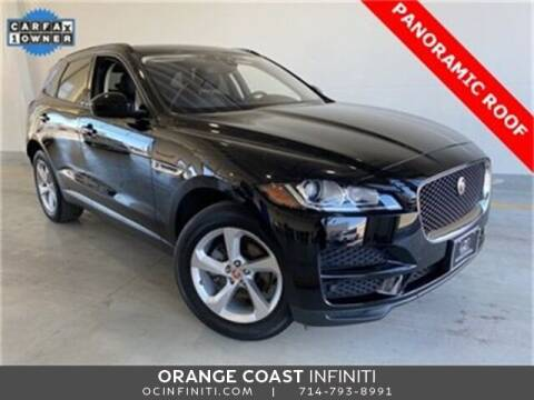 2018 Jaguar F-PACE for sale at ORANGE COAST CARS in Westminster CA