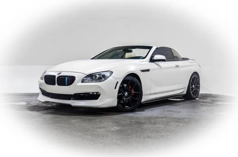 2012 BMW 6 Series for sale at CarXoom in Marietta GA