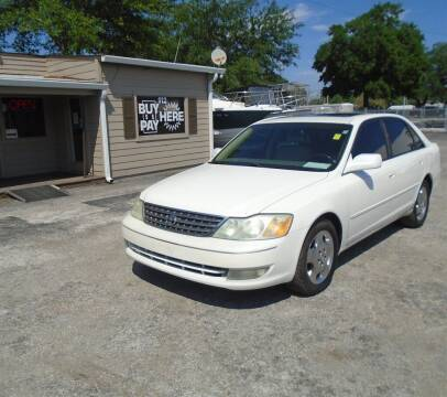 2004 Toyota Avalon for sale at New Gen Motors in Lakeland FL
