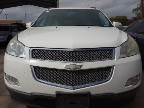 2010 Chevrolet Traverse for sale at Auto Haus Imports in Grand Prairie TX