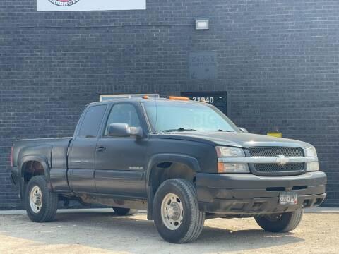 2003 Chevrolet Silverado 2500HD for sale at Big Man Motors in Farmington MN
