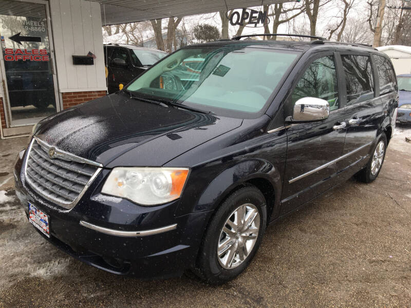 2010 Chrysler Town and Country for sale at New Wheels in Glendale Heights IL
