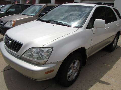 2001 Lexus RX 300 for sale at Cicero Motors in Cicero IN