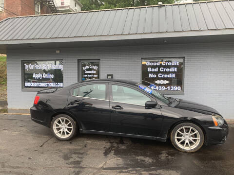 2011 Mitsubishi Galant for sale at Auto Credit Connection LLC in Uniontown PA