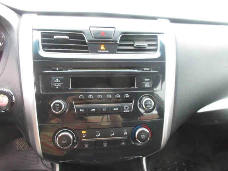 2013 Nissan Altima 2.5 SL 4dr Sedan - Bethany OK