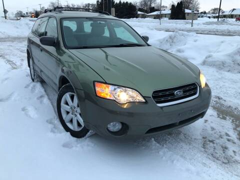 2007 Subaru Outback for sale at Wyss Auto in Oak Creek WI