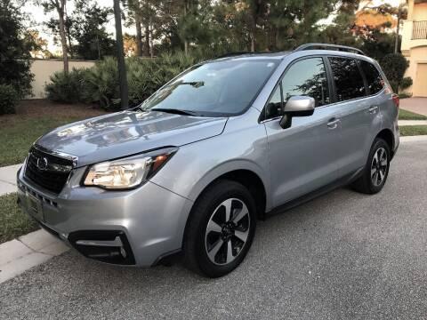 2017 Subaru Forester for sale at DENMARK AUTO BROKERS in Riviera Beach FL