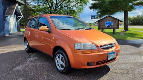 2006 Chevrolet Aveo for sale at Shores Auto in Lakeland Shores MN