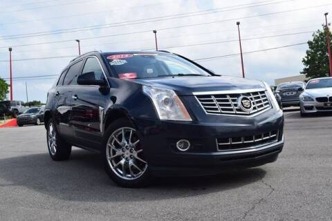 2014 Cadillac SRX for sale at Indy Motors Inc in Indianapolis IN