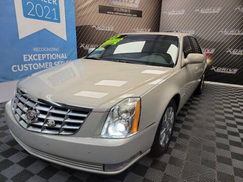 2007 Cadillac DTS for sale at X Drive Auto Sales Inc. in Dearborn Heights MI