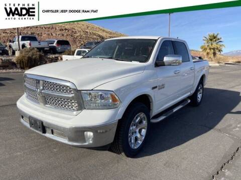 2015 RAM Ram Pickup 1500 for sale at Stephen Wade Pre-Owned Supercenter in Saint George UT