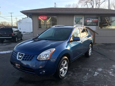 2010 Nissan Rogue for sale at Big Red Auto Sales in Papillion NE