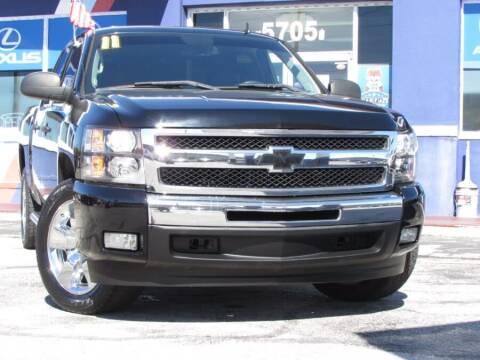2011 Chevrolet Silverado 1500 for sale at VIP AUTO ENTERPRISE INC. in Orlando FL