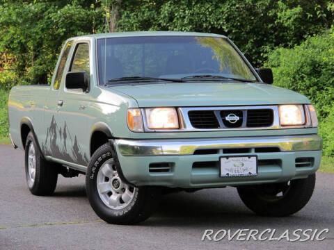 1998 Nissan Frontier for sale at Isuzu Classic in Cream Ridge NJ