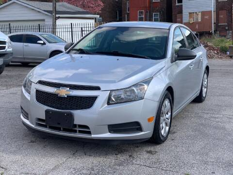 2012 Chevrolet Cruze for sale at IMPORT Motors in Saint Louis MO
