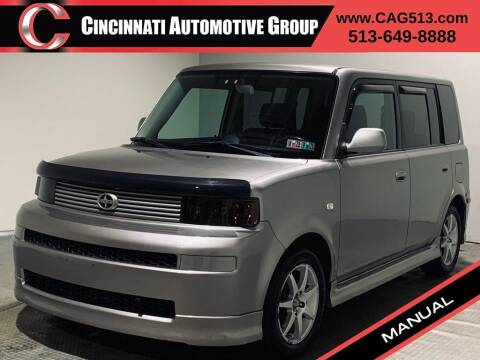 2006 Scion xB for sale at Cincinnati Automotive Group in Lebanon OH