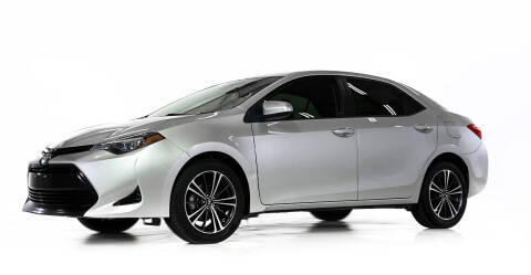 2017 Toyota Corolla for sale at Houston Auto Credit in Houston TX