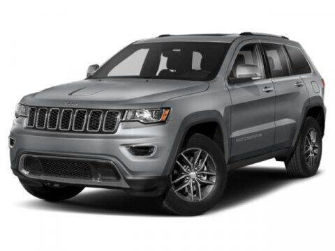 2018 Jeep Grand Cherokee for sale at Hawk Ford of St. Charles in St Charles IL