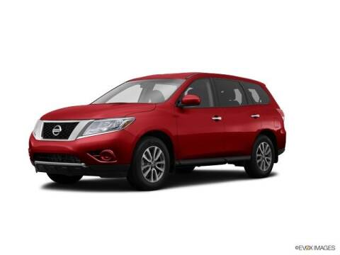 2014 Nissan Pathfinder for sale at Douglass Automotive Group - Douglas Nissan in Waco TX