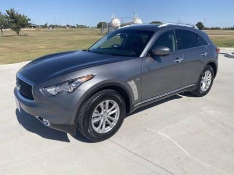 2017 Infiniti QX70 for sale at Bryans Car Corner in Chickasha OK