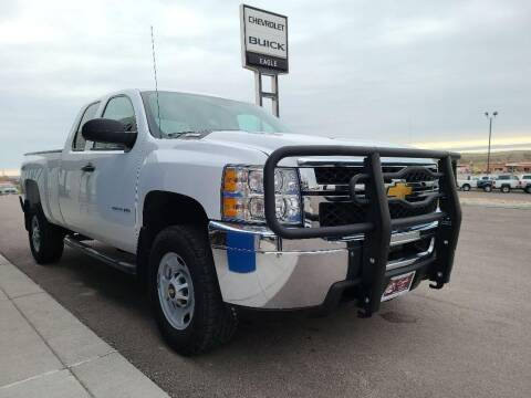 2013 Chevrolet Silverado 2500HD for sale at Tommy's Car Lot in Chadron NE
