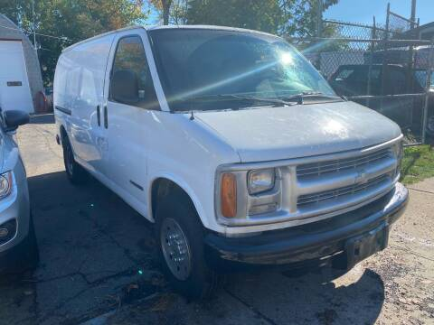2000 Chevrolet Express Cargo for sale at White River Auto Sales in New Rochelle NY