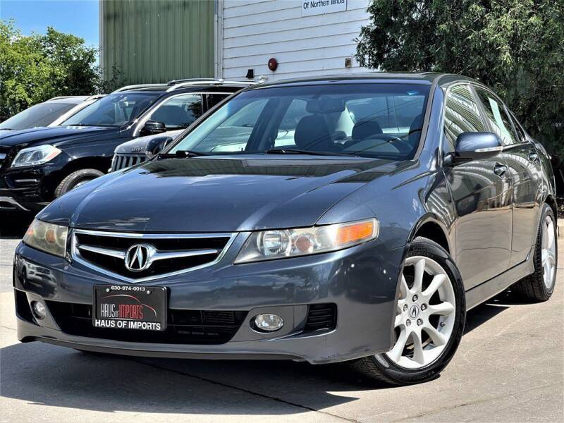 2008 Acura TSX for sale at Haus of Imports in Lemont IL