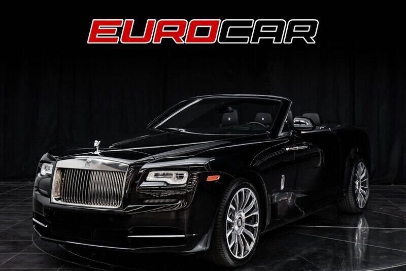 2018 Rolls-Royce Dawn for sale in Costa Mesa, CA