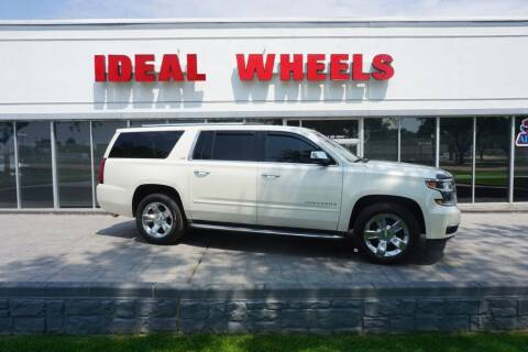 2015 Chevrolet Suburban for sale at Ideal Wheels in Sioux City IA