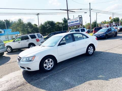 2010 Hyundai Sonata for sale at New Wave Auto of Vineland in Vineland NJ