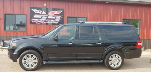 2011 Ford Expedition EL for sale at SS Auto Sales in Brookings SD
